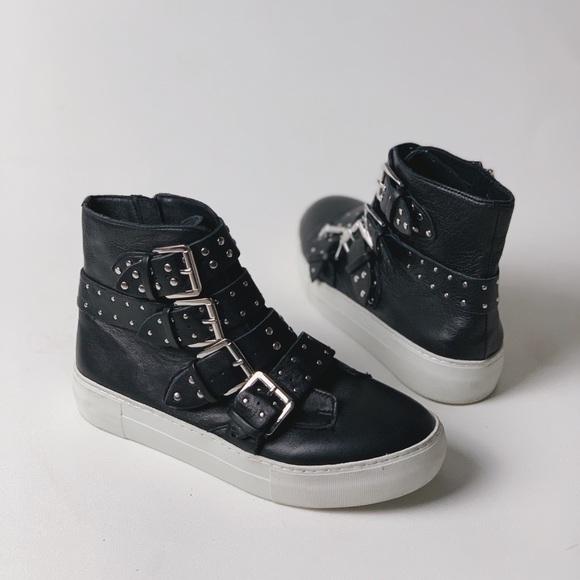 J/Slides Shoes | Jslides Aghast Leather